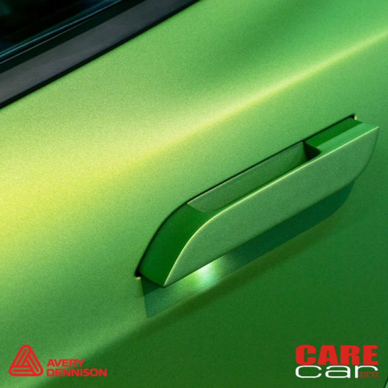 Автопленка Avery Dennison SWF Apple Green Matte Metallic