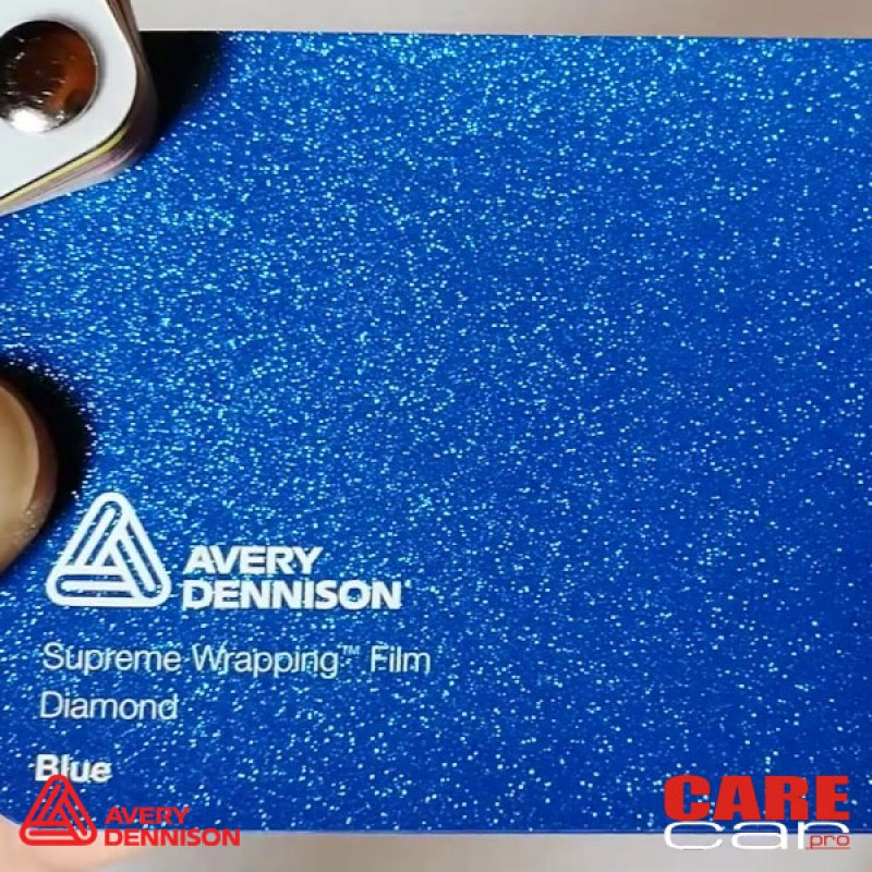 Автопленка Avery Dennison SWF Gloss Blue Diamond